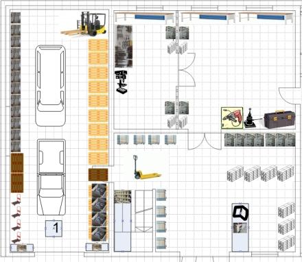 Th Logistik und Lagerplanung
